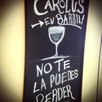 Gouden Carolus Classic de Barril ...Oh LALA! Tan grande como su nombre :)